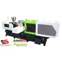 Bi-color Double Color Injection Molding Machine 260tons