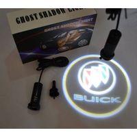 LED car logo light ,led shadow light for auto