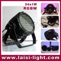 54x3w Waterproof LED PAR thumbnail image