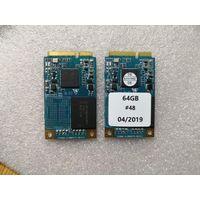 mSATA SSD 64GB 120gb 240gb 512GB mSATA Hard Drive SSD For Laptop 3.5 mm Internal Solid State Drive thumbnail image