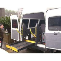 WL-D wheelchair lift for van and motorhome load 250KG