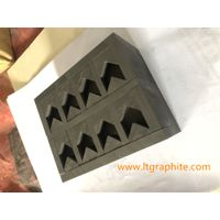 High Purity Fine-Grain Graphite Mold for Arrow Segments on Grinding Cup Wheels thumbnail image