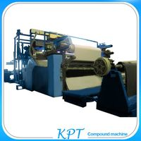 kangpate factory sales waterproof fabric lamination machine