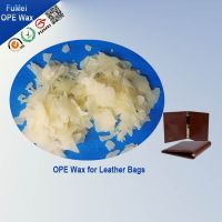 OPE Wax for leather process ,Lubricant agent, brightener agent thumbnail image