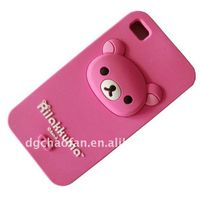 silicone smartphone cover for iphone