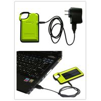 mobile phone charger with multi colors and battery capacity up to 1450mah