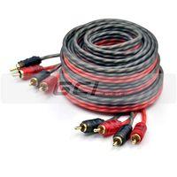 Car Audio rca audio cable (R-14193)