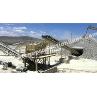 China effective complete granite aggregate production line