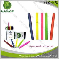 Luxury and Cheap Disposable E shisha cigarette With Diamond Tip