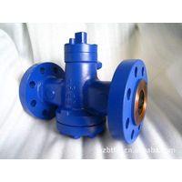 A216 WCB Tapered Lubricated Pressure Balanced Inverted Plug Valve thumbnail image