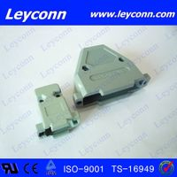 Solder Cup Plastic Type D-SUB Housing