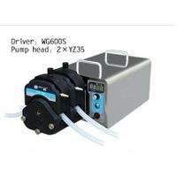 industrial peristaltic pump with big flow rate