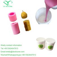 food grade addition cure liquid silicone rubber make candle and food mold thumbnail image