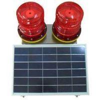 Low-intensity Twin Solar-Powered Aviation Light thumbnail image