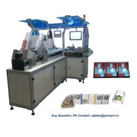 Ultrasonic Card Packing Machine YUP-600