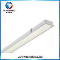 recessed / Surface mounting linear light connectable