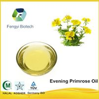 Cosmetic Grade Pure Organic Evening Primrose Oil Made In China