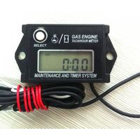 RL-HM026A Digital Waterproof Maintenance Reminder Hour Meter Tachometer Used For Motorcycle,ATV,Snow