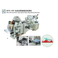 WFD-400 Automatic High Speed Paper Food Bag Machine