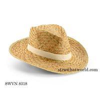 Promo Mafia Hat, Straw Hat for Pormotion thumbnail image