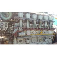 FOR SALE FUJI DIESEL ENGINE ( MARINE ENGINE) MODEL NO- 6M23C