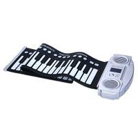 61 keys electronic roll up piano C03061 thumbnail image
