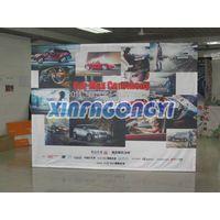 Digital printing Pop up banner for advertising thumbnail image
