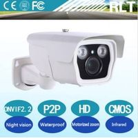 1/2.5 CMOS sensor ONVIF2.2 waterproof wireless wifi IP digital CCTV camera IR range 40M infrared mot
