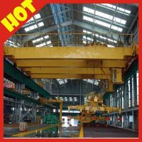 hot selling double girder overhead crane in 2011 thumbnail image