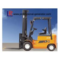 ISO AC Motor 1.5 - 3T Four Wheels Electric Forklift Material Handling Equipment thumbnail image