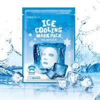Korean Cosmetic IntoSkin Cooling Mask Pack - Mask Sheet