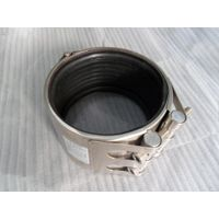 MF-S Plumbing coupling stainless steel connection sleeve clamp pipe joint