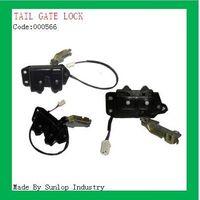 hiace body parts Tail Gate Lock #000566 van lock hiace commuter parts toyota New Hiace