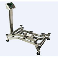 """""""X"""" Type Bench Scale"""