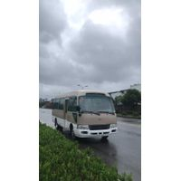 used toyota coaster mini coach school bus