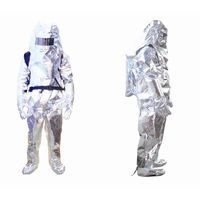 Heat proof Fire fighting protective Aluminum foils suit