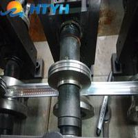 Aluminum Spacer roll-forming and welding and Manufacturing Equipment, production line
