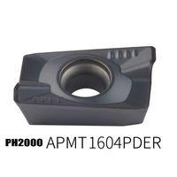 PH2000-APMT1604PDER Milling insertfor hard steel processing