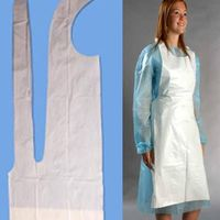 Poly Apron Is Probably Due To Better And Much More Comfortable Fabric Quality
