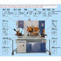 Hydraulic Ironworker Q35Y Series(Punching Shearing Machine) thumbnail image