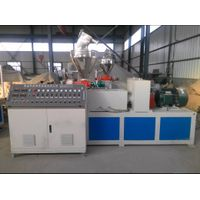 SJS(Z) Series High Efficiency Twin Screw Extruders