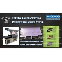Unikonex speedy laser cutter in heat transfer vinyl thumbnail image