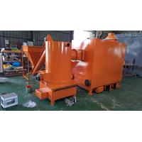 Coal(Pellet) Boiler system
