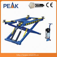 Ce Approval Portable Auto Mobile Scissor Lift (MR06)