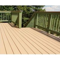 Cheap & High Quality Hollow WPC Decking for Outdoor Projects