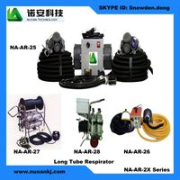 the Long Tube Respirator