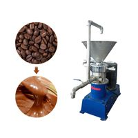 Cocoa bean grinder machine | cocoa nibs grinding machine thumbnail image