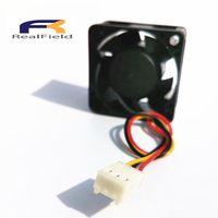 12v dc 40mm 1u server switch 40x40x20mm 4020 3pin axial cooling fan thumbnail image