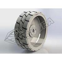 Scissor Boom Lift Tires