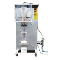 Automatic Liquid Pure Water Pouch Sachet Packing Filling And Sealing Machine